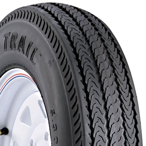Cheap New Carlisle Sport Trail Trailer Tire - 205/75B14 100D