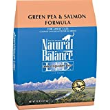 Natural Balance L.I.D. Limited Ingredient Diets Dry Cat Food, Grain Free, Green Pea & Salmon Formula, 10-Pound
