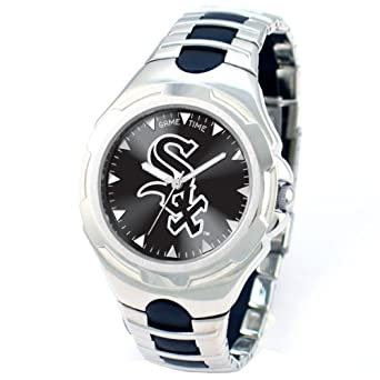 MLB Mens MLB-VIC-CWS Victory Series Chicago White Sox Watch by Game Time