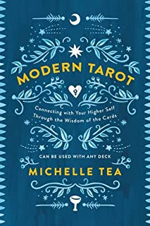 Book Cover: Modern Tarot: Connecting with Your Higher Self through the Wisdom of the Cards
