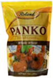 Roland Whole Wheat Panko Bread Crumbs, 7-Ounce (Pack of 6)