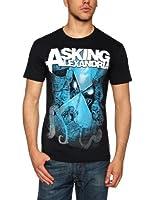 Plastic Head Asking Alexandria Hourglass Men's T-Shirt