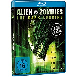 Alien Vs Zombies-Blu-Ray Disc [Import allemand]