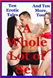 img - for A Whole Lot of Sex: Twenty Explicit Sex Erotica Stories book / textbook / text book