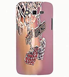 ColourCraft Friendship Design Back Case Cover for SAMSUNG GALAXY GRAND 2 G7102 / G7106