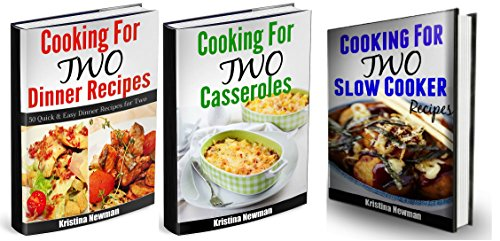 Cooking For Two Box Set: (3 in 1) Cooking for Two: Slow Cooker Recipes, Casserole & Dinner Recipes (Crock Pot 3 In 1 compare prices)