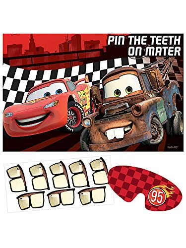 Cars 2 Party Games