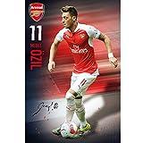 Arsenal(アーセナル) メスト・エジル 15-16 オフィシャル ポスター サッカー サポーター グッズ ポスター [並行輸入品]