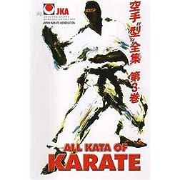 JKA- All Kata of Karate Vol.3