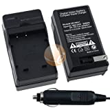 Sony NP-BG1 Premium Compatible Battery Charger Set for Sony Cybershot DSC S ....