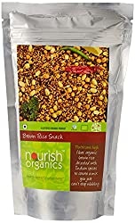Nourish Organics Brown Rice Snacks, 200g