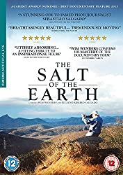 The Salt of the Earth DVD