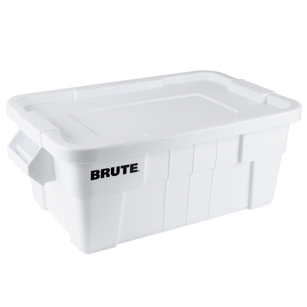 Rubbermaid Commercial Brute Tote Lid 9 99 From Amazon