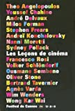 echange, troc COLLECTIF - Les Leçons de cinéma. Festival de Cannes, 2007.
