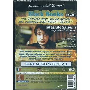 Black Books L'intégrale de la saison 2 (dvd)