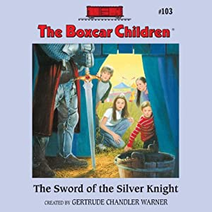 The Sword of the Silver Knight Audiobook