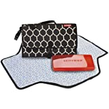 Skip Hop  Pronto Changing Station, Onyx Tile