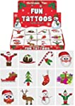 48 x Christmas Children's Temporary T...