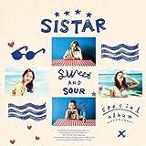 SISTAR - SWEET&SOUR スペシャルアルバム (韓国盤)(デラックス特典付)(ワンオンワン店限定)