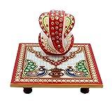 Ravishing Variety Mehrab & Kalash Chowki Ganesh