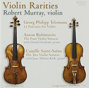 Violin Rarities