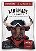 Kingmade Jerky Sweet Chili Pepper 2.25 Oz (Pack of 8)