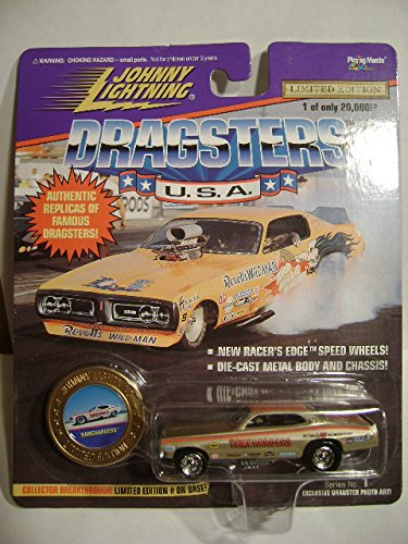 Ramchargers Dragsters USA by Johnny Lightning Limited Edition