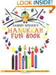 Sammy Spider's Hanukkah Fun Book (Age...