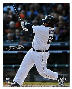 Prince Fielder Detroit Tigers Autographed 16