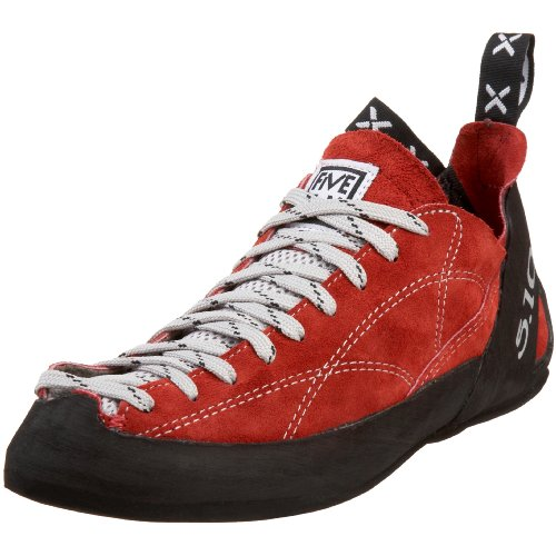 FiveTen Men's Coyote Lace-Up Climbing Shoe,Red,10.5 M US