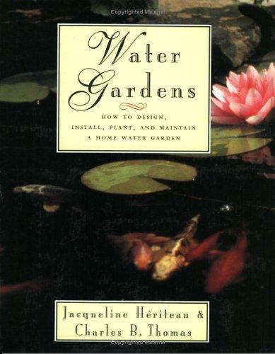 Water Gardens, Jacqueline Heriteau