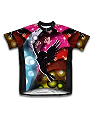 Starling Angel Short Sleeve Cycling Jersey for Women