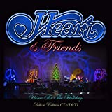 Heart & Friends - Home For The Holidays Deluxe CD/DVD