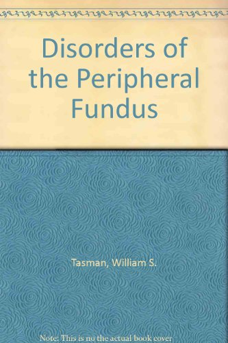 Disorders of the Peripheral Fundus PDF