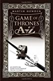 Martin Howden Game of Thrones A-Z