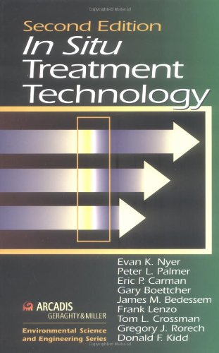 In Situ Treatment Technology, Second Edition (Arcadis Geraghty & Miller Environmental Science and Engineer)
