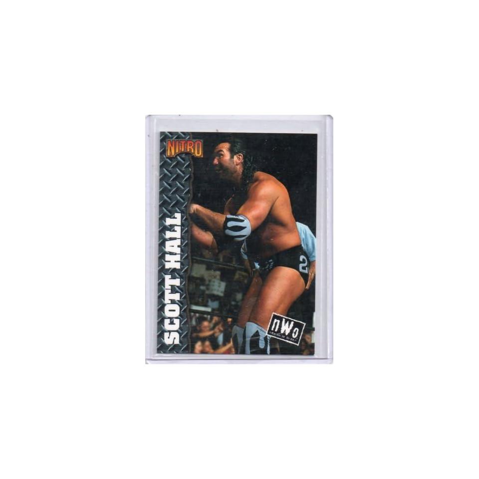 Hollywood Hogan 1999 Topps WCW NWO Nitro Stars Trading Card # 67 Hogan for President