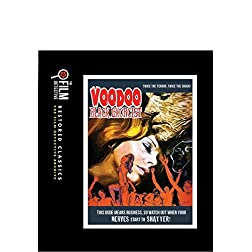 Voodoo Black Exorcist [Blu-ray]