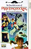 The New Adventures Of Pippi Longstocking [VHS]