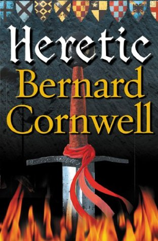 Heretic (The Grail Quest, Book 3) (SIGNED), BERNARD CORNWELL