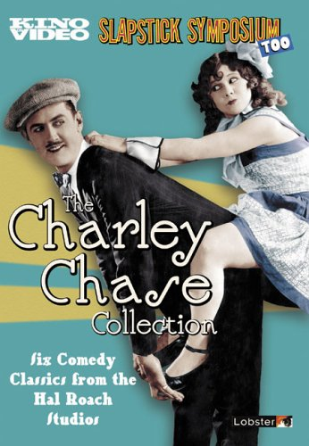 Cover art for  The Charley Chase Collection, Vol. 2 (Slapstick Symposium)
