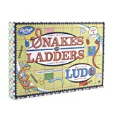 Classic Snake and Ladders and Ludo Game