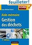 Aide-m�moire de gestion des d�chets -...