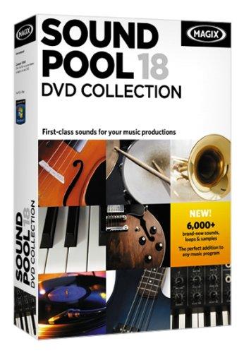 MAGIX Soundpool DVD Collection 18