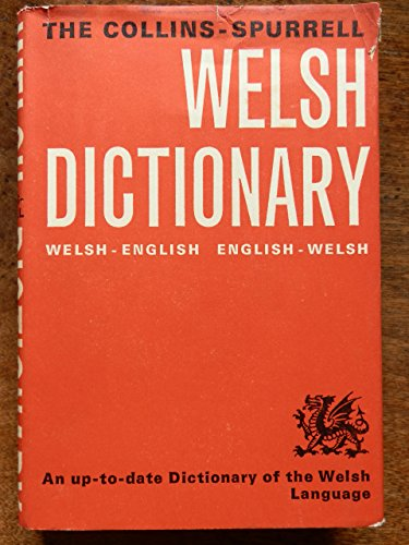 Collins-Spurrell Welsh Dictionary PDF