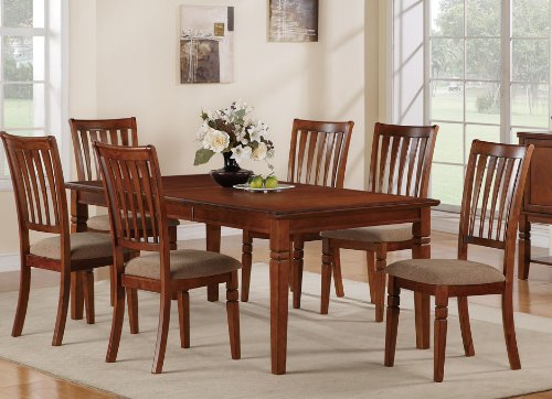 Casual Wood Dining Room Sets
