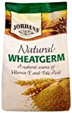 Jordans Natural Wheatgerm Cereal 375 g (Pack of 4)
