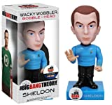 Big Bang Theory - Bobble Head - Star Trek Sheldon Cooper - Wackelkopf
