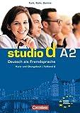 img - for Studio D in Teilbanden: Kurs- Und Ubungsbuch A2 MIT Lerner-CD (Einheit 7-12) by Christina Kuhn, Silke Demme, Britta Winzer-Kiontke Hermann Funk (2008-08-08) book / textbook / text book