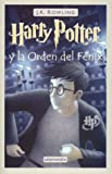 Harry Potter y la Órden del Fénix (8478889019) by J.K. Rowling